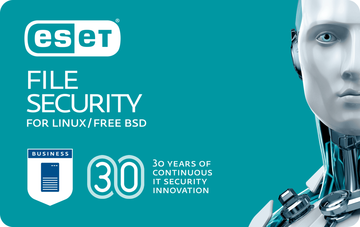 ESET File Security for Linux/BSD/Solaris
