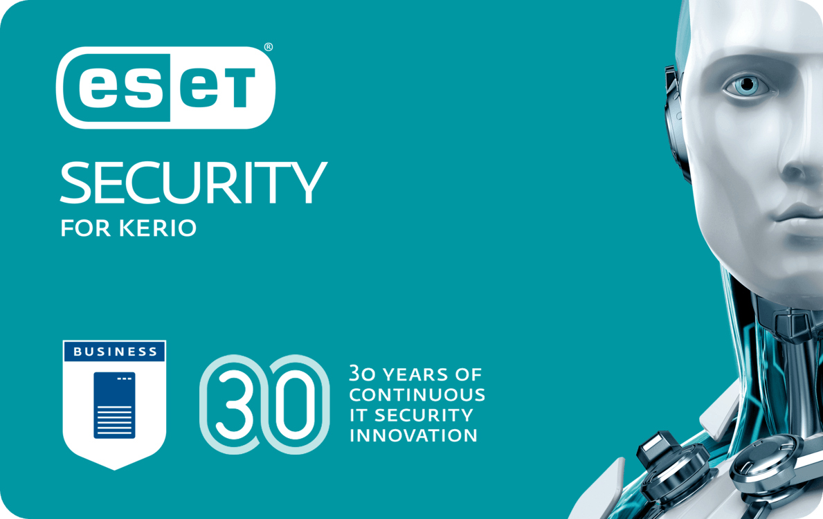 ESET NOD32 Antivirus for Kerio Connect