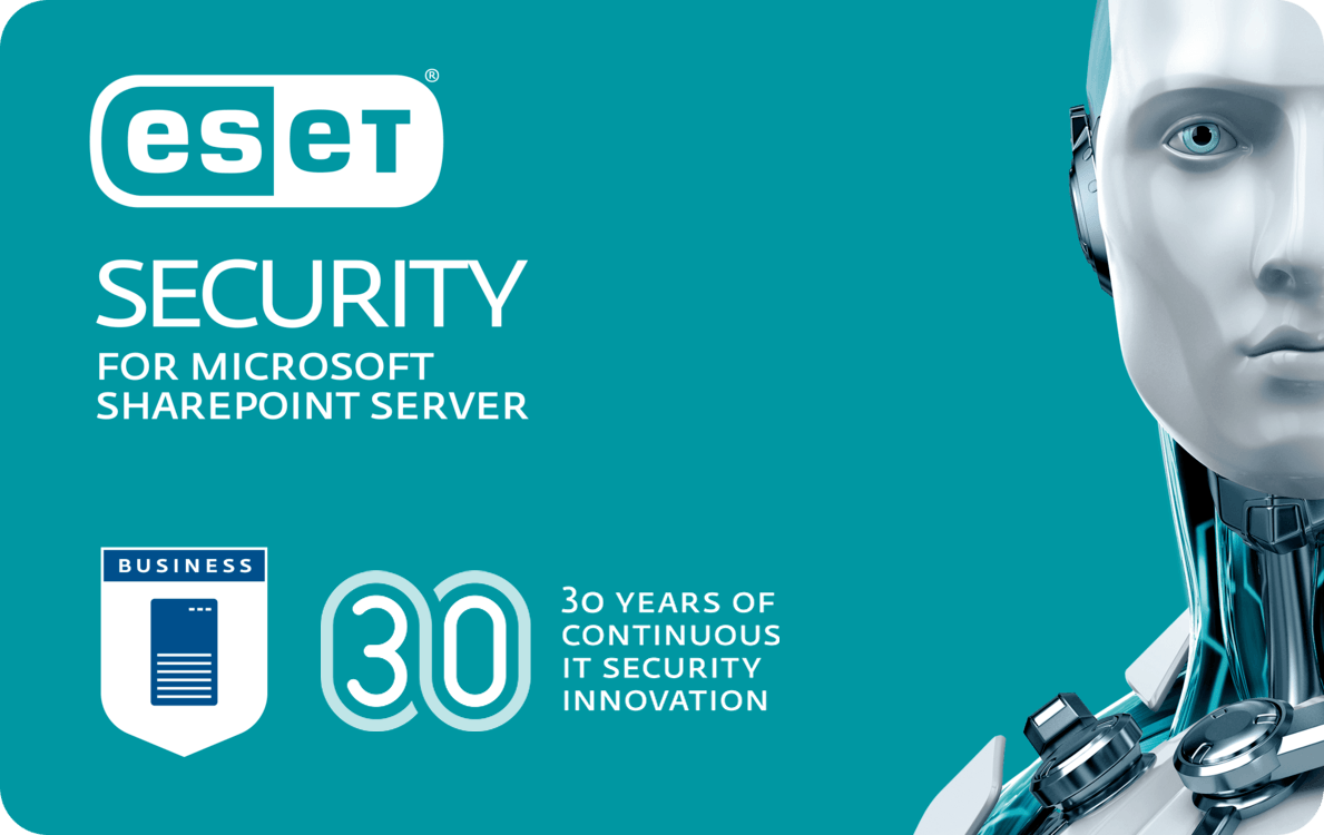 ESET Security for Microsoft SharePoint Server (Per Server)