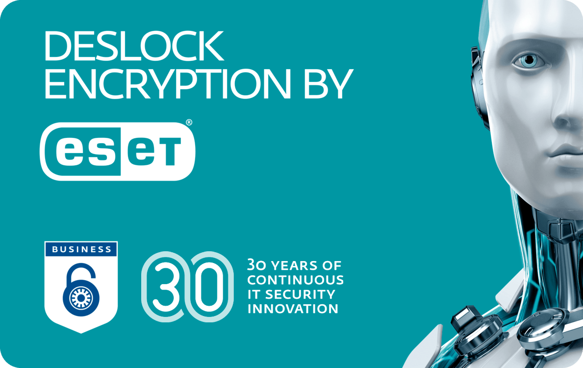 DESlock+ Enterprise server